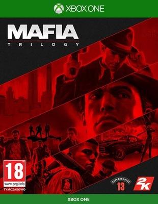 Mafia Trylogia XOne