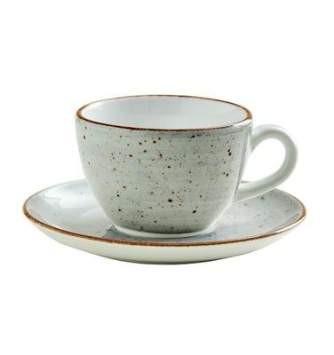 вручную Роспись чашка Любят серая 180ml