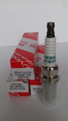 СВЕЧА LEXUS 90919-01259 DENSO FK16HR-A8