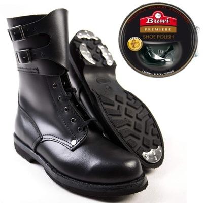 OPINACZE PODKUTE buty wojskowe delegacyjne EU 41