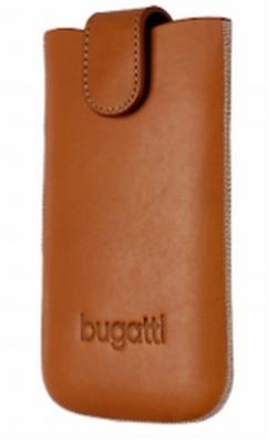 Bugatti Skórzane Etui na Telefon do 115x58x10mm
