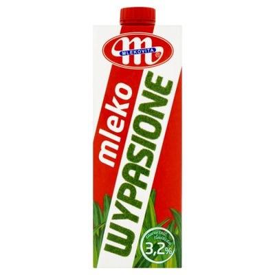 Wypasione Mleko UHT 3,2% 1 l