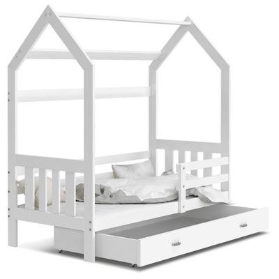 кровать ?????????? ДОМ 2 160x80 матрас каркас