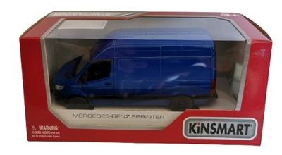 MODEL METAL Kinsmart 1:48 Mercedes-Benz Sprinter