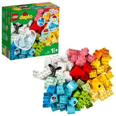 LEGO Duplo Classic Pudełko Z serduszkiem 10909