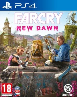 FAR CRY NEW DAWN [PS4] PL FARCRY