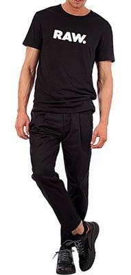 G-STAR RAW BRONSON PLEATED spodnie r. 34/34