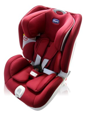 КРЕСЛО CHICCO SEAT UP 0-25KG GR.0/1/2 RED PASSION