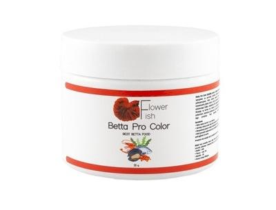 Flower Betta Fish Pro Color 20г - Для боевиков