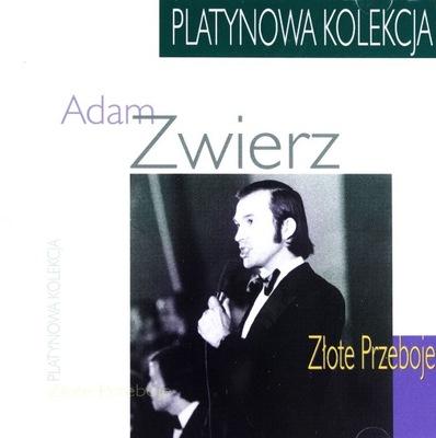 ADAM ZWIERZ: PLATYNOWA KOLEKCJA [CD]