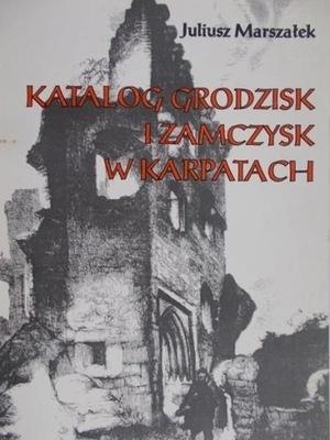 Katalog grodzisk i zamczysk w Karpatach