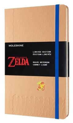 Notes Moleskine The Legend of Zelda Link 13x21cm