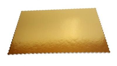 Podkład pod tort gruby 36x46 prostokąt