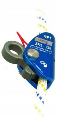 Urządzenie samozaciskowe samohamowne SK1