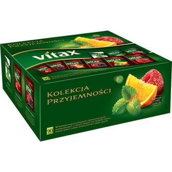 VITAX микс состав чая 90tb конверты