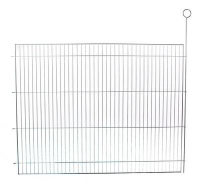 Дополнительная стенка для конуры собаки кролика 101 x 80 см