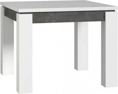 стол ?????????? Белый ??? Столовой 90x90 см Брюгге