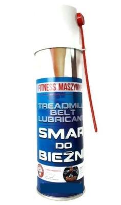 SMAR DO BIEŻNI olej silikonowy 500ml producent /ZD