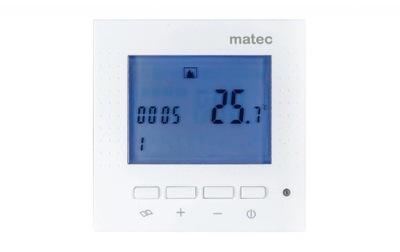 Programovateľná sonda termostatu regulátora ZAMEL MATEC