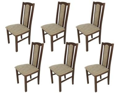 450 zł: Krzesła Oslo ABRA 4 szt.. Siedzisko ekoskóra