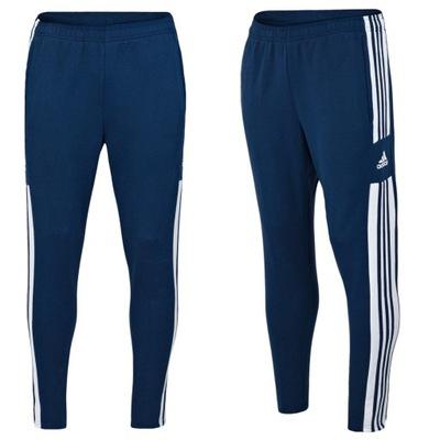 Spodnie Męskie Adidas Bawełniane Squadra 21 XL