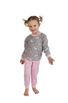 PIŻAMA piżamka dziecięca RÓŻNE WZORY rozmiar 110
