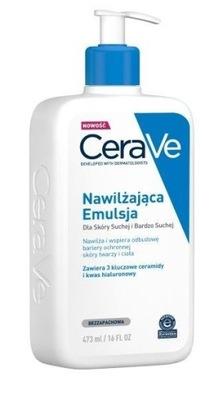 CeraVe Nawilżająca Emulsja do skóry suchej, 473 ml