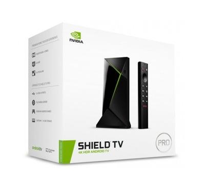 Nvidia Shield Tv Pro 500gb Pad Pilot Klawiatura 8585374963 Oficjalne Archiwum Allegro