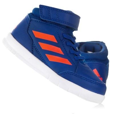 Buty dziecięce Adidas AltaSport Mid I G27127