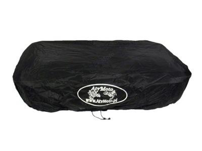 Prípade na taška kufor Quad - black