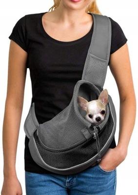 Nosidełko do chusty dla psów i kotów S