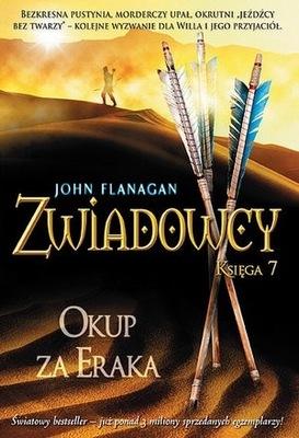 ZWIADOWCY T. 7 OKUP ZA ERAKA John Flanagan