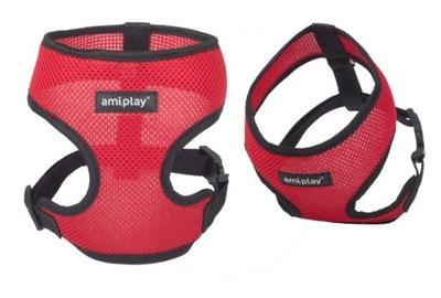 Amiplay Брекеты SCOUT AIR 55 -70см XL красный
