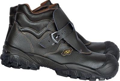 Buty spawalnicze trzewiki skórzane COFRA TAGO r 43