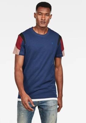Koszulka G-STAR RAW bawełna t-shirt męski r. XL
