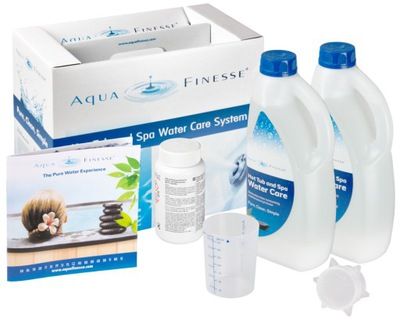 Súprava na starostlivosť o vodu AquaFinesse 2x2L