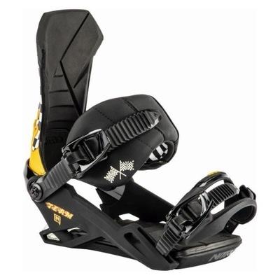 Wiązania NITRO TEAM snowboardowe r 38,5 - 43,5