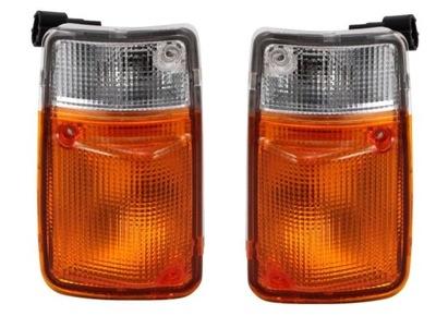 NISSAN PATROL K260 Y60 KOMPLET LAMPY POZYCYJNE