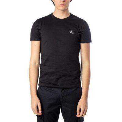Calvin Klein Jeans T-shirt Mężczyzna czarny / XXL