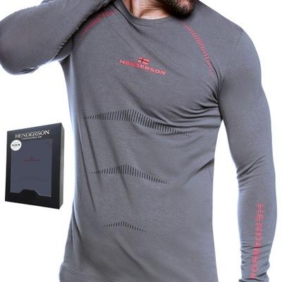 Koszulka męska Nordic Henderson termoaktywna długa