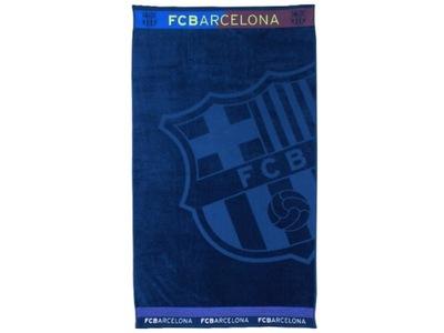 FC BARCELONA 85 x 160 RĘCZNIK KĄPIELOWY 400g /m2