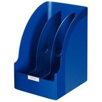 Pojemnik z przekładkami LEITZ Plus Jumbo niebieski