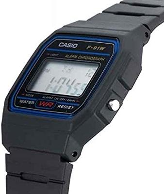 Casio Collection cyfrowy zegarek F-91W