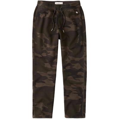 ABERCROMBIE Hollister Dresy Spodnie Moro USA M