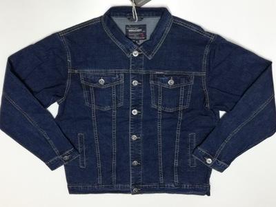 Bluza jeans katana kurtka Big One 2586-1 rozm. 4XL