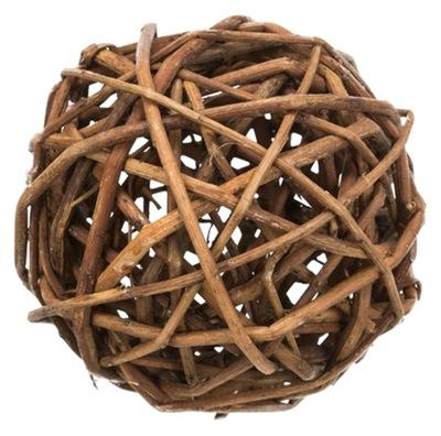 TRIXIE Piłka z wikliny 10cm dla gryzoni i królików