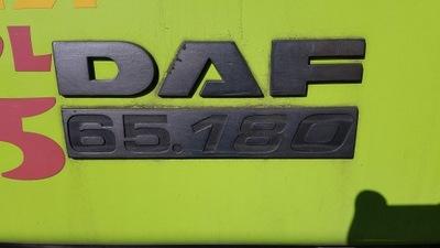 DAF 65 180 CF EURO 3 ДВИГАТЕЛЬ NA ЗАПЧАСТИ