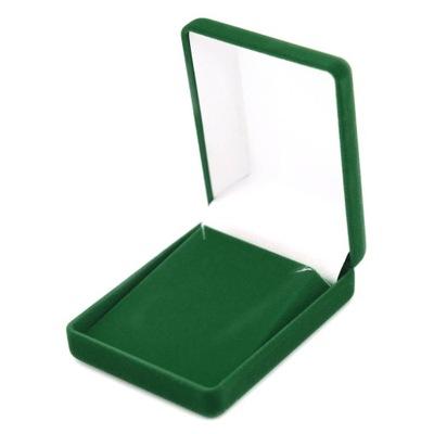 Зеленые коробка ??? медалей чехол на серьги эмблемы