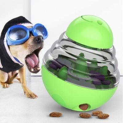 Игрушка Для Собаки С Дозатором Корма Интерактивная