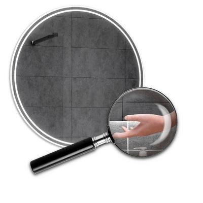 Okrúhle LED kúpeľňové zrkadlo 110 cm senzor pre pohyb